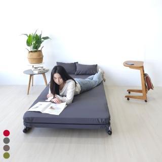 【BNS居家生活館】PHIL菲爾單人六段式摺疊沙發床(單人沙發/沙發床/獨立筒床墊)
