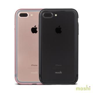 【Moshi】Luxe for iPhone 7 Plus 雙料金屬邊框