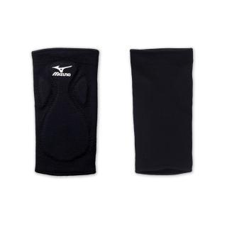 【MIZUNO】排球防撞運動護膝-巧固球 手球 一只入 美津濃(黑白)