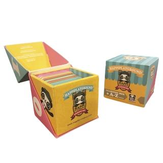 【Happiplayground】Happi AR Learning Box 兒童學習字卡