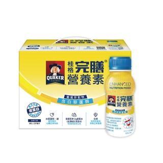 【桂格】完膳營養素 含白藜蘆醇配方禮盒237ml*6入
