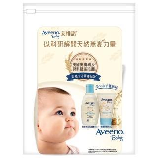【Aveeno 艾惟諾】嬰兒燕麥體驗組(100ml+30g)