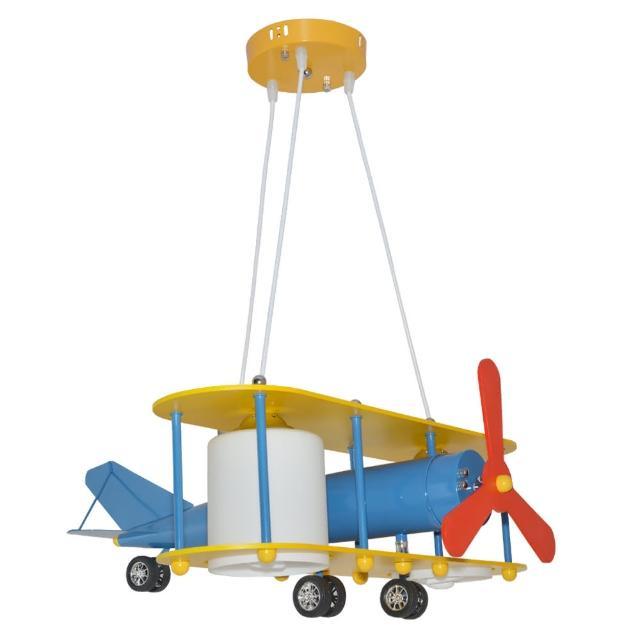 【華燈市】螺旋槳飛機2燈吊燈