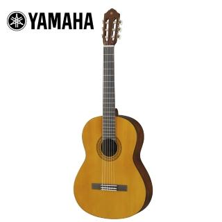 【YAMAHA 山葉】C40II 古典吉他(原廠公司貨 附贈專用琴袋)