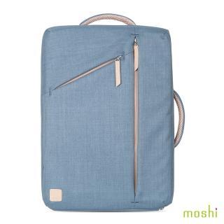 【Moshi】Venturo 軟版便攜式筆電斜肩背包