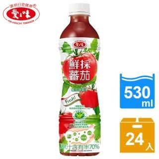 【愛之味】鮮採番茄汁﹝SFN升級配方﹞(530ml*48入)
