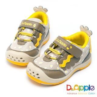 【Dr. Apple 機能童鞋】寶寶可愛小雞俏皮童鞋(咖)