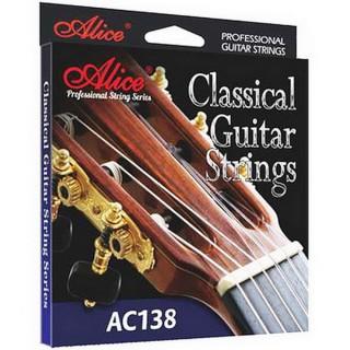 【美佳音樂】Alice AC138-N 頂級古典水晶尼龍吉他套弦(28-43)