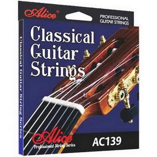 【美佳音樂】Alice AC139-H 頂級古典鈦尼龍吉他套弦(28.5-44)