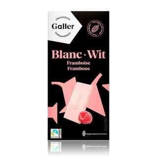 【Galler伽樂】覆盆莓白巧克力(80g)