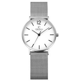 【OBAKU】精粹重現十週年限定米蘭錶款(V197LXCWMC1)