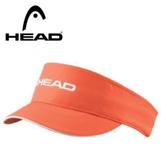 【HEAD】女性遮陽帽-珊瑚紅