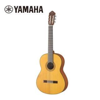 【YAMAHA 山葉】CG122MS 面單古典吉他(原廠公司貨 附贈專用琴袋)