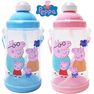 【拉拉熊組合】彈蓋式直飲水壺680ccx1入+雙兒隔熱碗450ccx2入(3入組粉色/太空藍+粉)