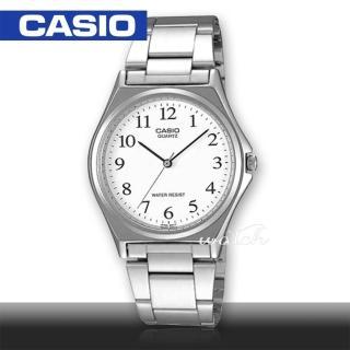 【CASIO 卡西歐】簡約時尚_不鏽鋼錶帶_礦物玻璃_生活防水_指針男錶(MTP-1130A)