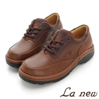 【La new】雙層加厚氣墊休閒鞋(男207019184)