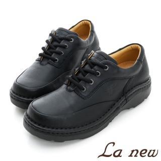 【La new】雙層加厚氣墊休閒鞋(男207019188)