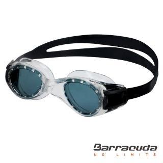 【美國巴洛酷達Barracuda】6-12歲青少年專業訓練系列抗UV防霧泳鏡(TITANIUM JR#30920)