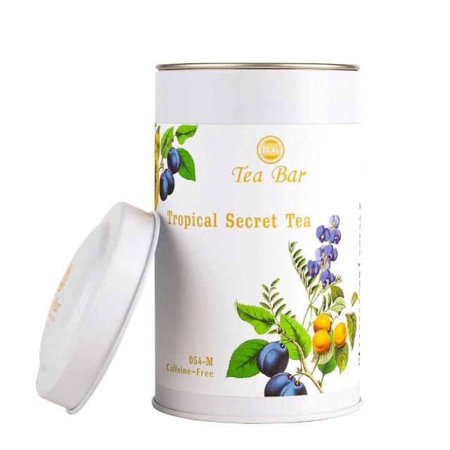 【B&G 德國農莊 Tea Bar】水果森林水果茶 中瓶(160g)