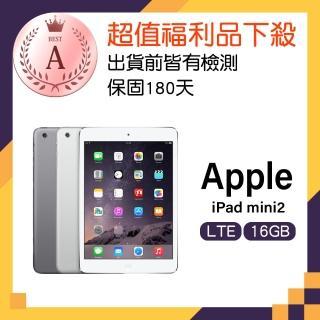 【Apple 福利品】iPad mini 2 LTE 平板電腦(16GB)