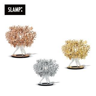 【SLAMP】FIORELLINA 桌燈(銀/玫瑰金)