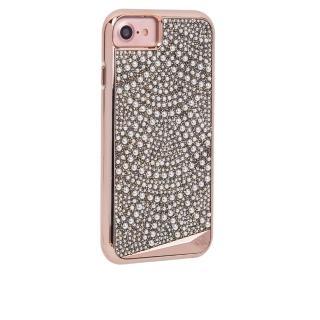 【美國 Case-Mate】iPhone 7 Brilliance Lace(璀璨蕾絲風格水鑽珍珠時尚保護殼)