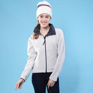 【JORDON 橋登】女款POLARTEC刷毛保暖夾克(1066P)