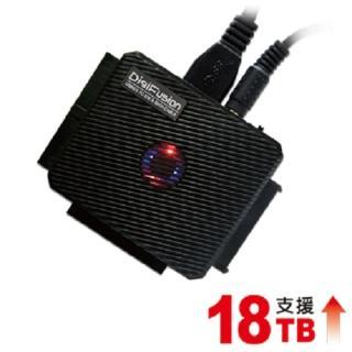 【伽利略】旗艦版 SATA&IDE TO USB3.0 光速線(U3I-682)