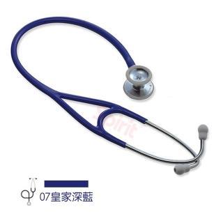 【spirit】心臟科不銹鋼雙面聽診器/皇家深藍/CK-S747PF-07