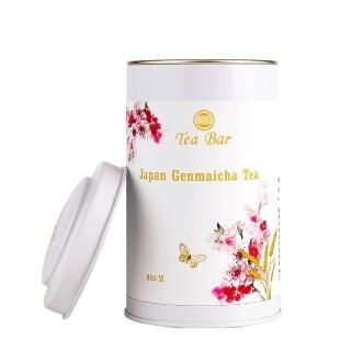 【B&G 德國農莊 Tea Bar】日本玄米茶 中瓶(165g)