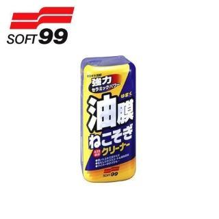 【soft99】連根拔除油膜清潔劑270ml C238