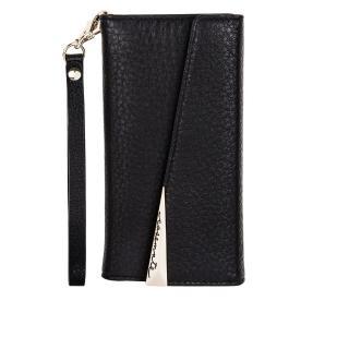 【美國 Case-Mate】iPhone 7 Leather Wristlet Folio(真皮質感手拿包 - 黑)