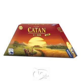 【新天鵝堡桌遊】卡坦島旅遊版 Catan Compact(經典必備款)