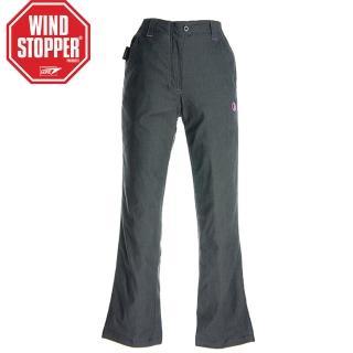 【JORDON 橋登】WINDSTOPPER 防風保暖彈性休閒雪褲 女款(P532)