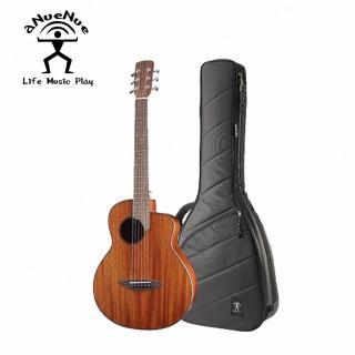 【aNueNue】aNueNue M20 羽毛鳥單板民謠吉他(原廠公司貨 商品保固有保障 附贈原廠琴袋)