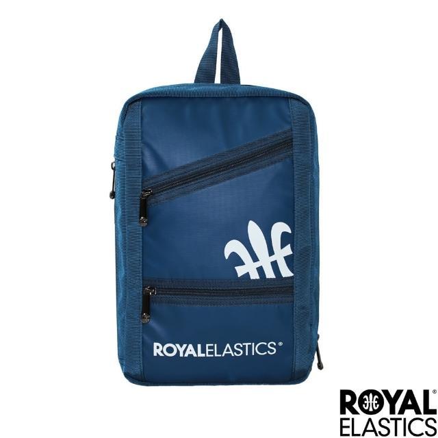 【Royal Elastics】Challenge挑戰系列 - 單肩/後背包 - 藍色