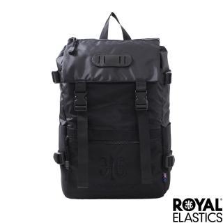 【Royal Elastics】Light輕盈羽量系列 - 後背包 - 黑色