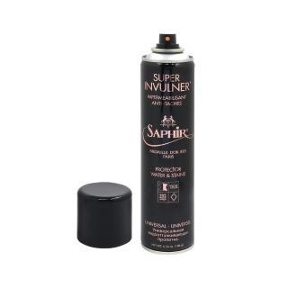 【○糊塗鞋匠○ 優質鞋材】L77 法國SAPHIR金質防水防污噴霧(罐)