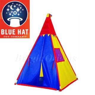 【美國BLUE HAT】城堡帳篷(紅色印地安款)