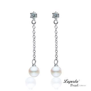 【大東山珠寶】淡水珍珠耳環(可愛寶貝)