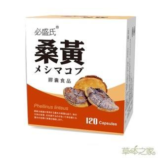 【即期出清】草本之家桑黃子實體(120粒)