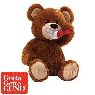 【美國GUND】刷牙熊(Buddy Bear)