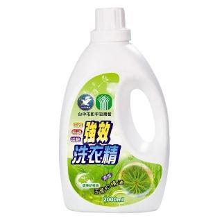 【台中市和平區農會】五葉松洗衣精(2000mlx8瓶)