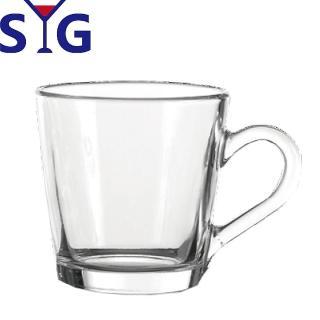 【SYG】玻璃U型馬克杯(360cc)