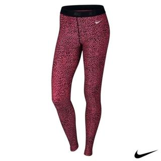 【Nike Golf】運動 排汗 內搭 緊身褲(桃803119-639)