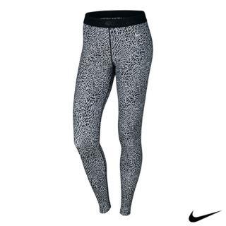 【Nike Golf】運動 排汗 內搭 緊身褲(白803119-100)