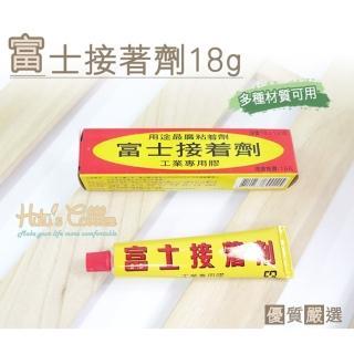 【○糊塗鞋匠○ 優質鞋材】N98 台灣製造 富士接著劑18g(12條/入)