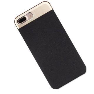 【TOWEIS】IPHONE 7 4.7 炫黑系列全包覆TPU手機殼(可搭配磁吸車架使用)