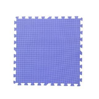 【新生活家】EVA運動安全地墊-紫色62x62x1.3cm12入
