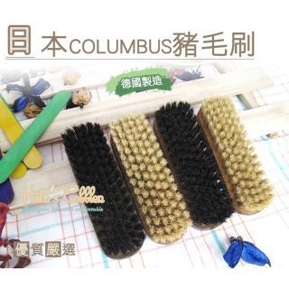 【○糊塗鞋匠○ 優質鞋材】P18 德國製造 日本Columbus豬毛刷(支)